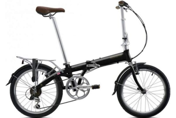 BICICLETA PLEGABLE JUNCTION 1507